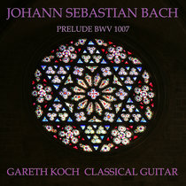 J.S. Bach - Prelude no. 1 cover art