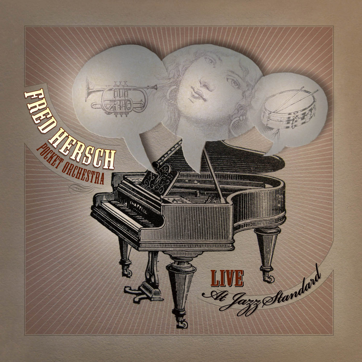 Live at jazz standard sunnyside records live at jazz standard stopboris Gallery