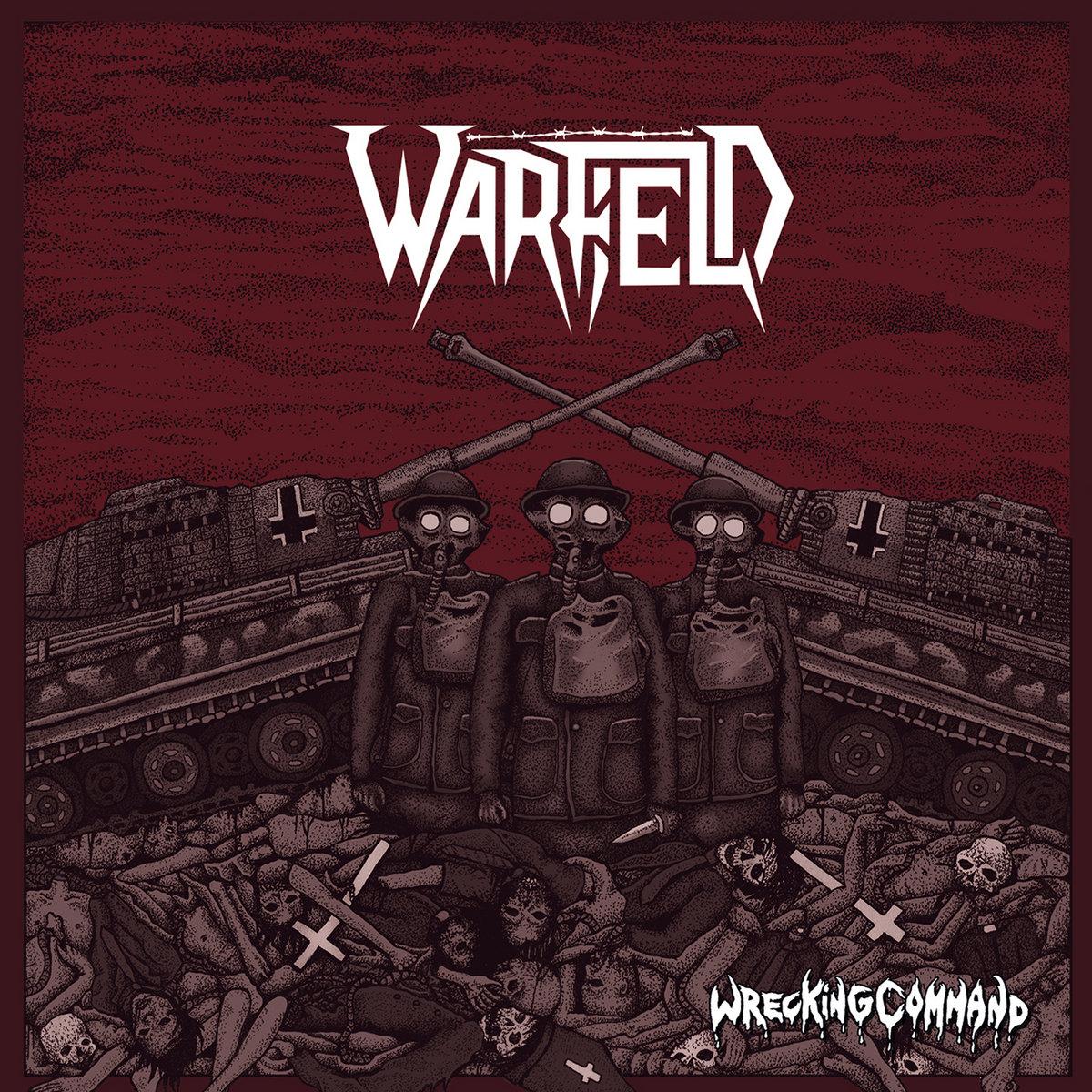 Resultado de imagem para Warfield - Wrecking Command