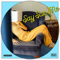 Say Sue Me - We Just cover art