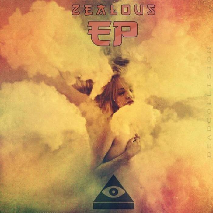 Zealous EP cover art