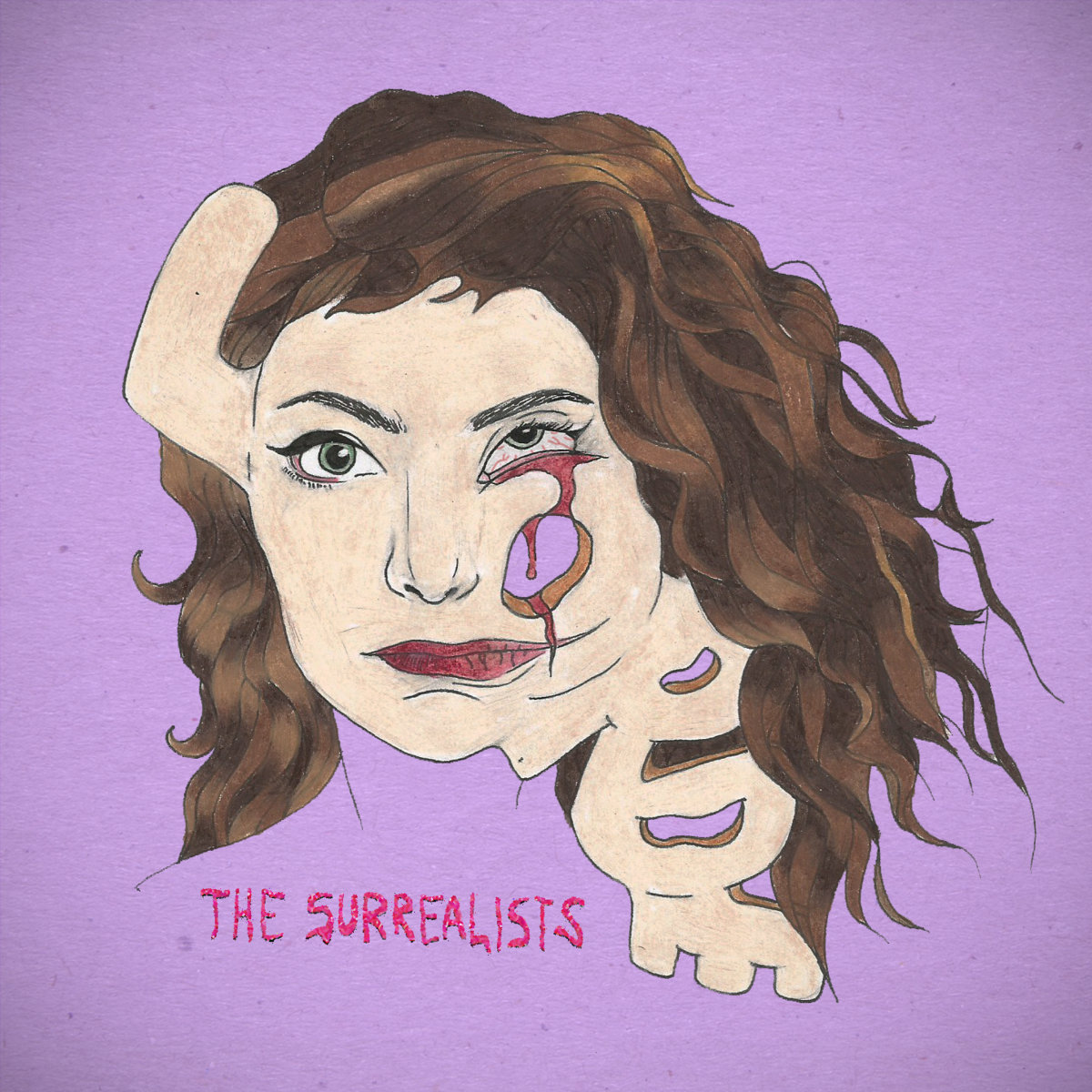 Tennis Court Lorde Cover The Surrealists