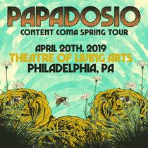 4.20.19   Theatre of Living Arts   Philadelphia, PA cover art