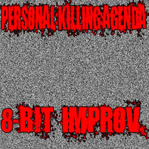 8-BIT IMPROV EP cover art