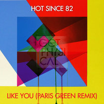 Like You (Paris Green Remix) cover art