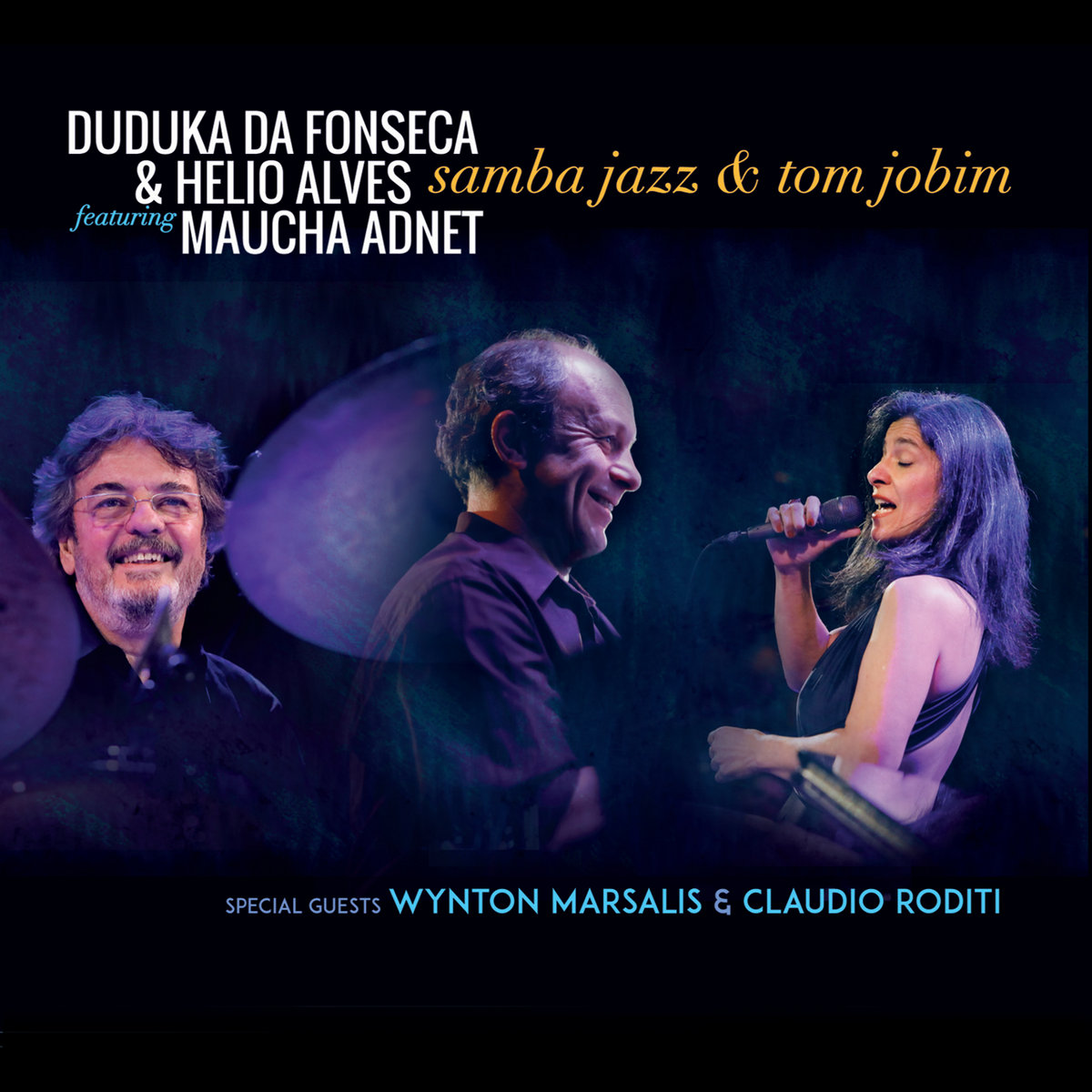 Image result for Duduka Da Fonseca & Helio Alves - Samba Jazz & Tom Jobim""