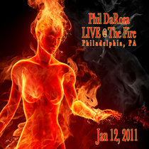 Live @ The Fire cover art