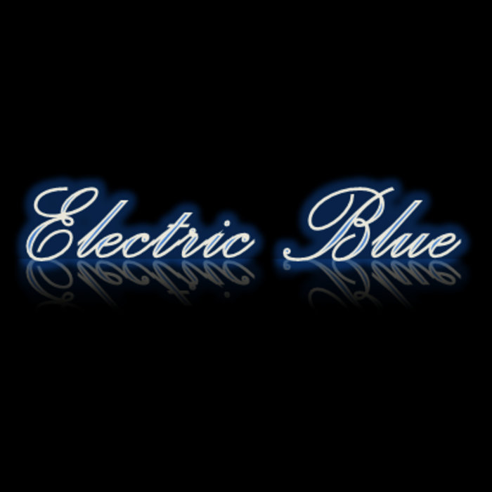 Electric Blue LP cover art