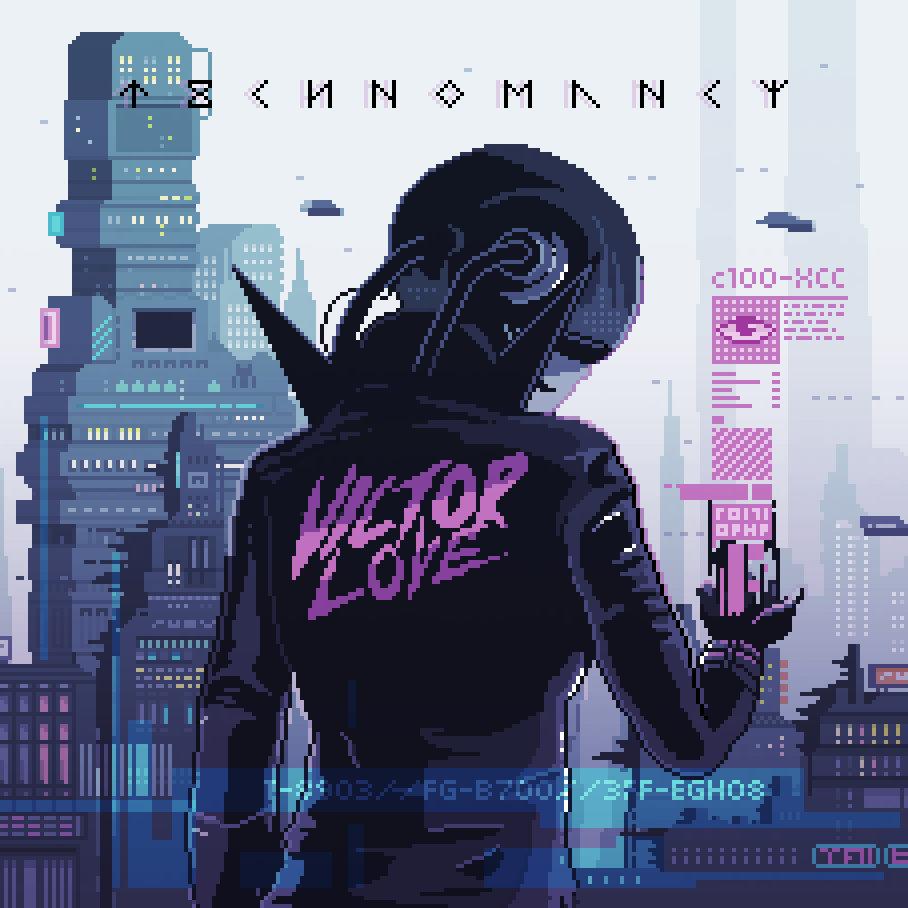 Technomancy victor love for Love the love