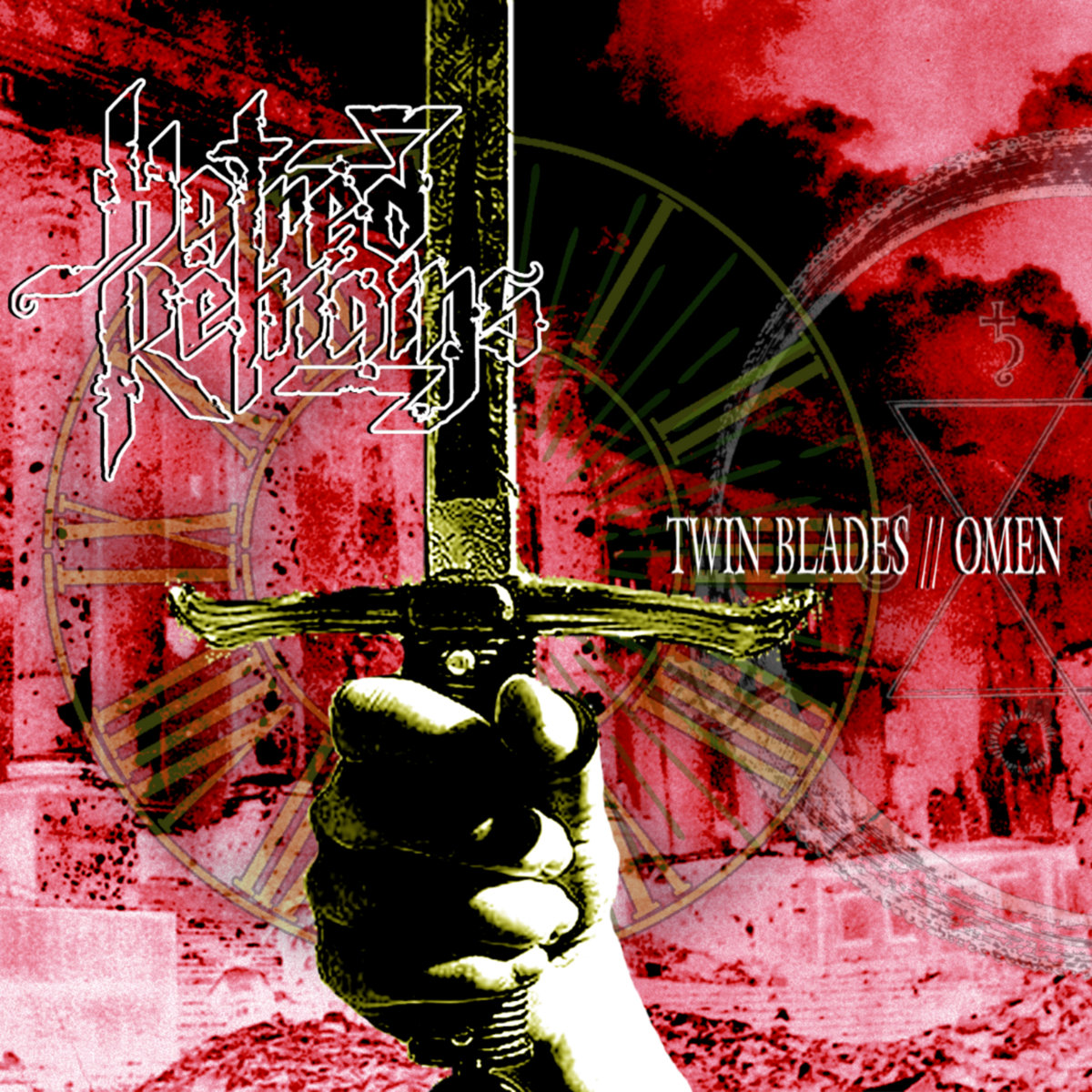 Twin Blades | Hatred Remains