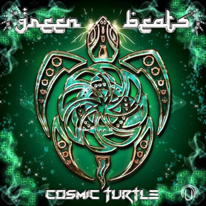 GREEN BEATS - Cosmic Turtle (Nutek Records) | beatspace-nutek