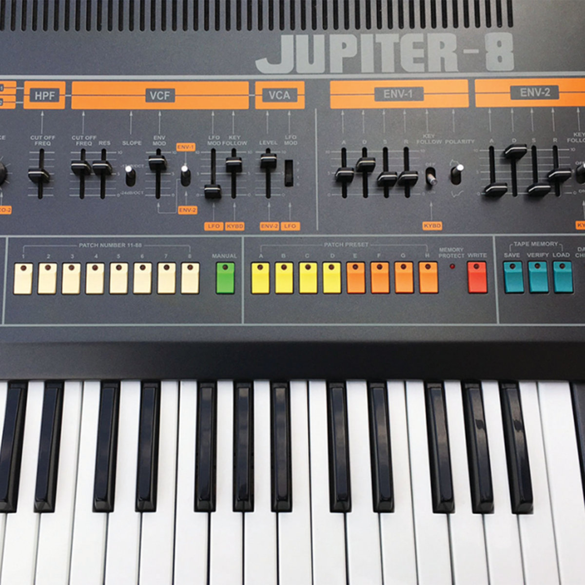 ROLAND JUPITER-8 VOL  1 | Vintage Synth Samples