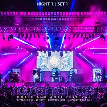 9.19.19   Resonance Music & Arts Festival   Slippery Rock, PA cover art