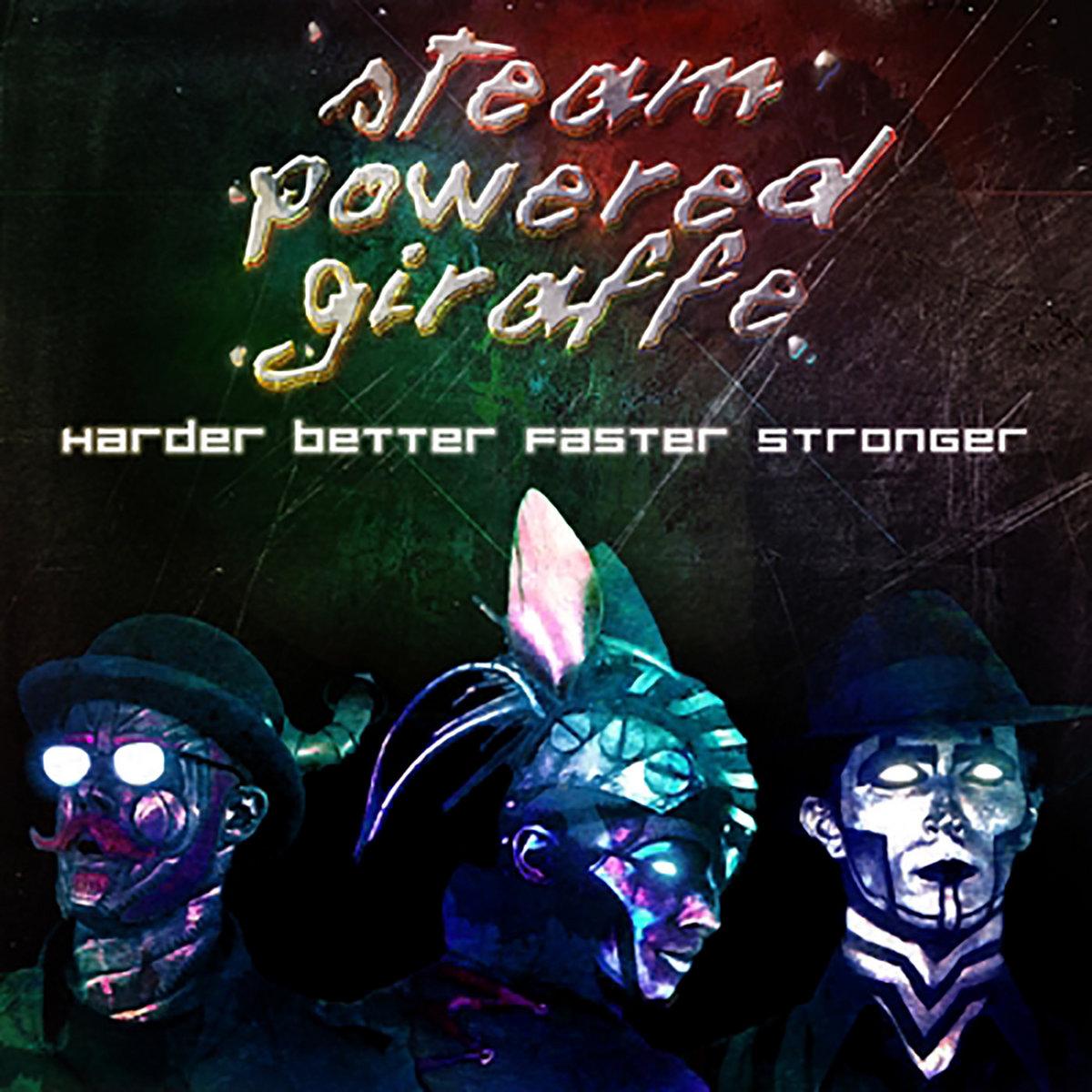 daft punk harder better faster stronger
