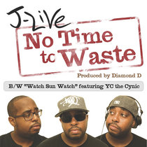 No Time To Waste / Watch Sun Watch (Single) cover art