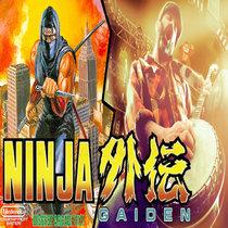 Ninja Gaiden - Unbreakable Determination cover art