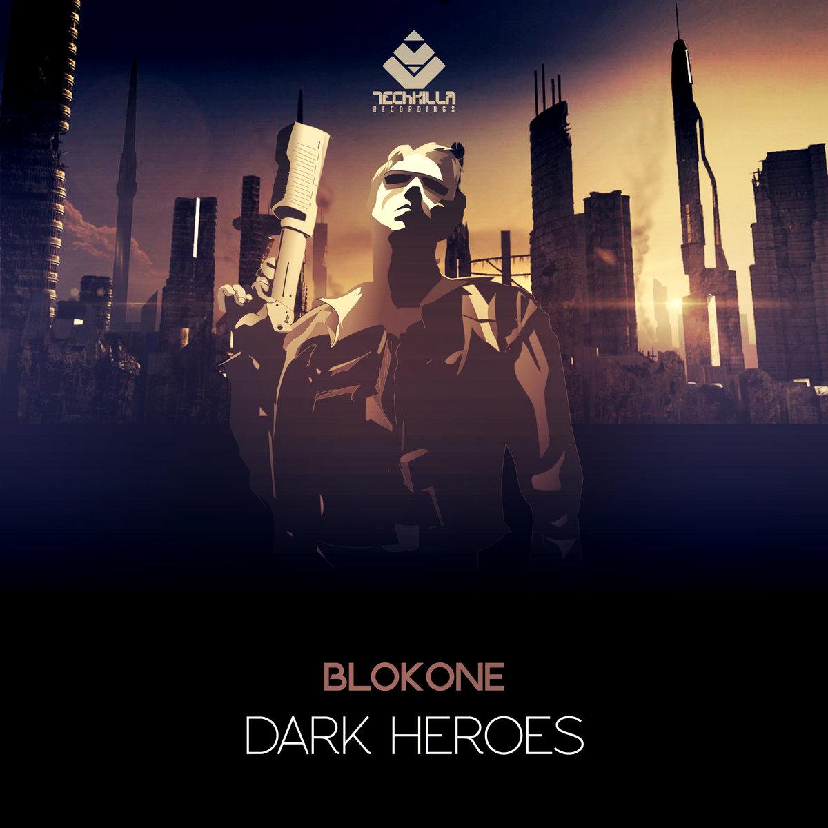 TKR006 |Dark Heroes EP