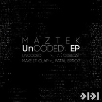 Uncoded EP cover art