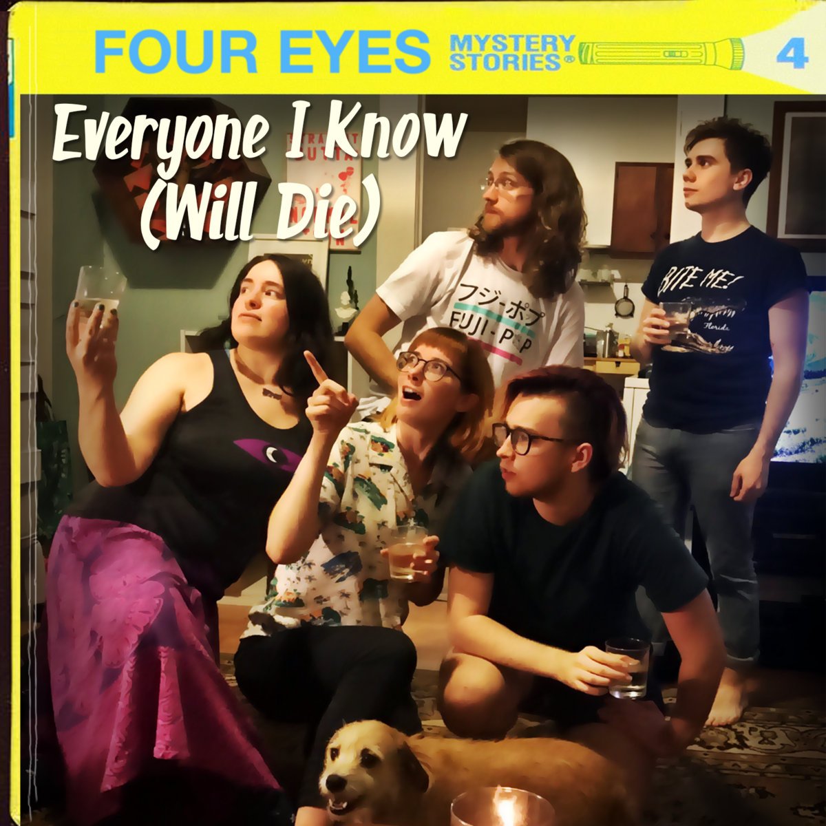music | four eyes