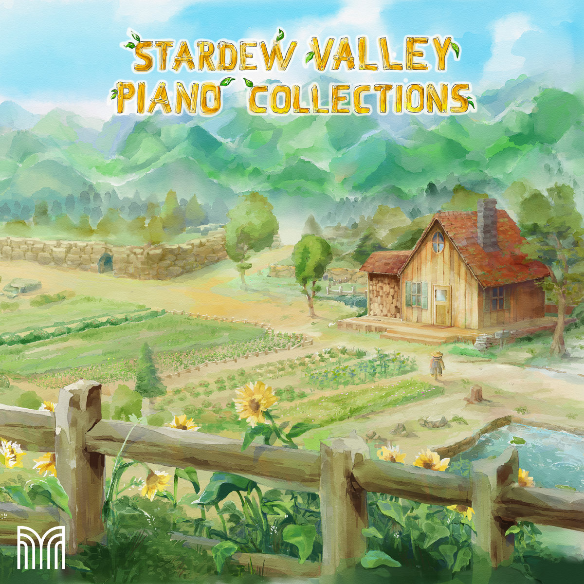 Stardew Valley Piano Collections | Materia Collective