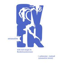 OVER E.P. cover art