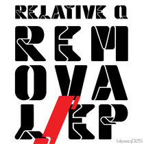 [blpsq025] Removal EP cover art
