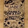 Live at The Family Wash Cover Art