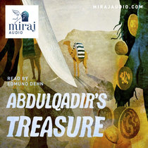 Abdulqadir's Treasure (8+) cover art
