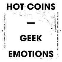 Geek Emotions (Ajukaja / Gerry Read Remixes) cover art