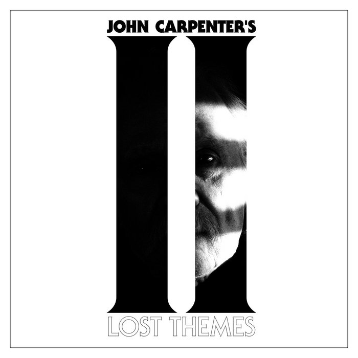 Lost Themes II cover art