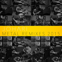 Metal Remixes: 2015 cover art