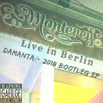 DAMANTA - Live In Berlin - BOOTLEG (2018) cover art