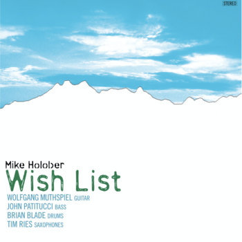 WISH LIST (Mike Holober) by Mike Holober Quintet