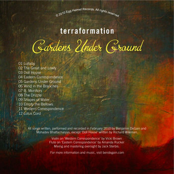 Gardens Under Ground by Terraformation
