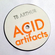 Acid Artifacts EP cover art