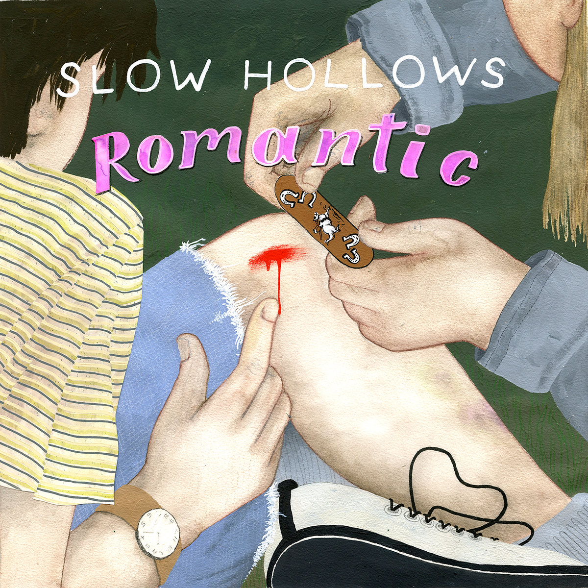 Romantic Slow Hollows