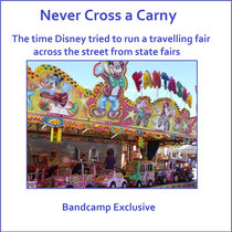 Don't Cross a Carny cover art