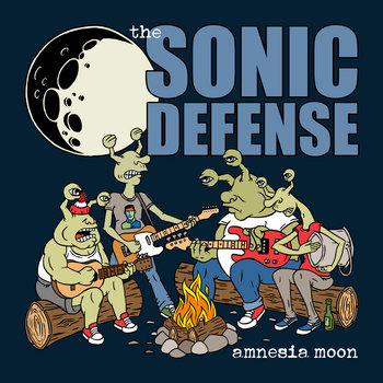 Amnesia Moon Part I by The Sonic Defense