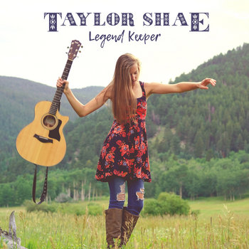 Legend Keeper by Taylor Shae