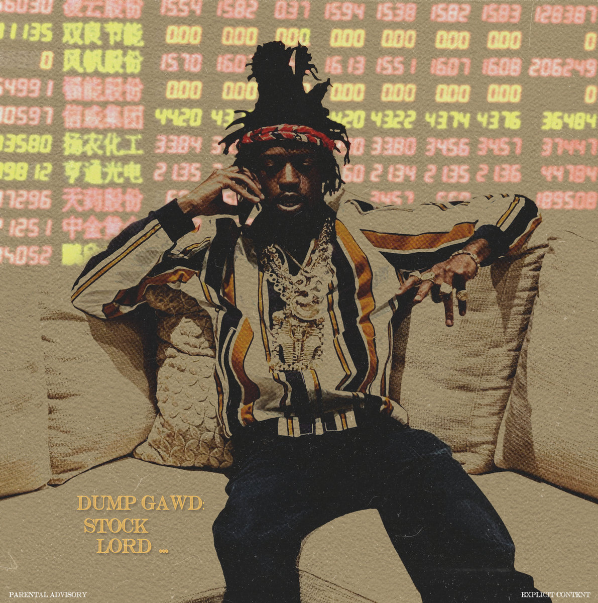 Tha God Fahim - Dump Gawd: Stock Lord LP