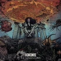 The Sunken Djinn cover art