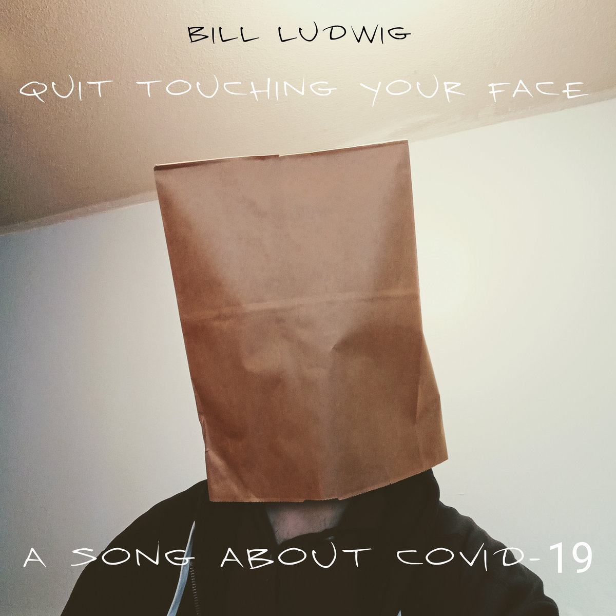 Quit Touching Your Face (CORONAVIRUS) by Bill Ludwig