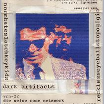 dark artifacts cover art