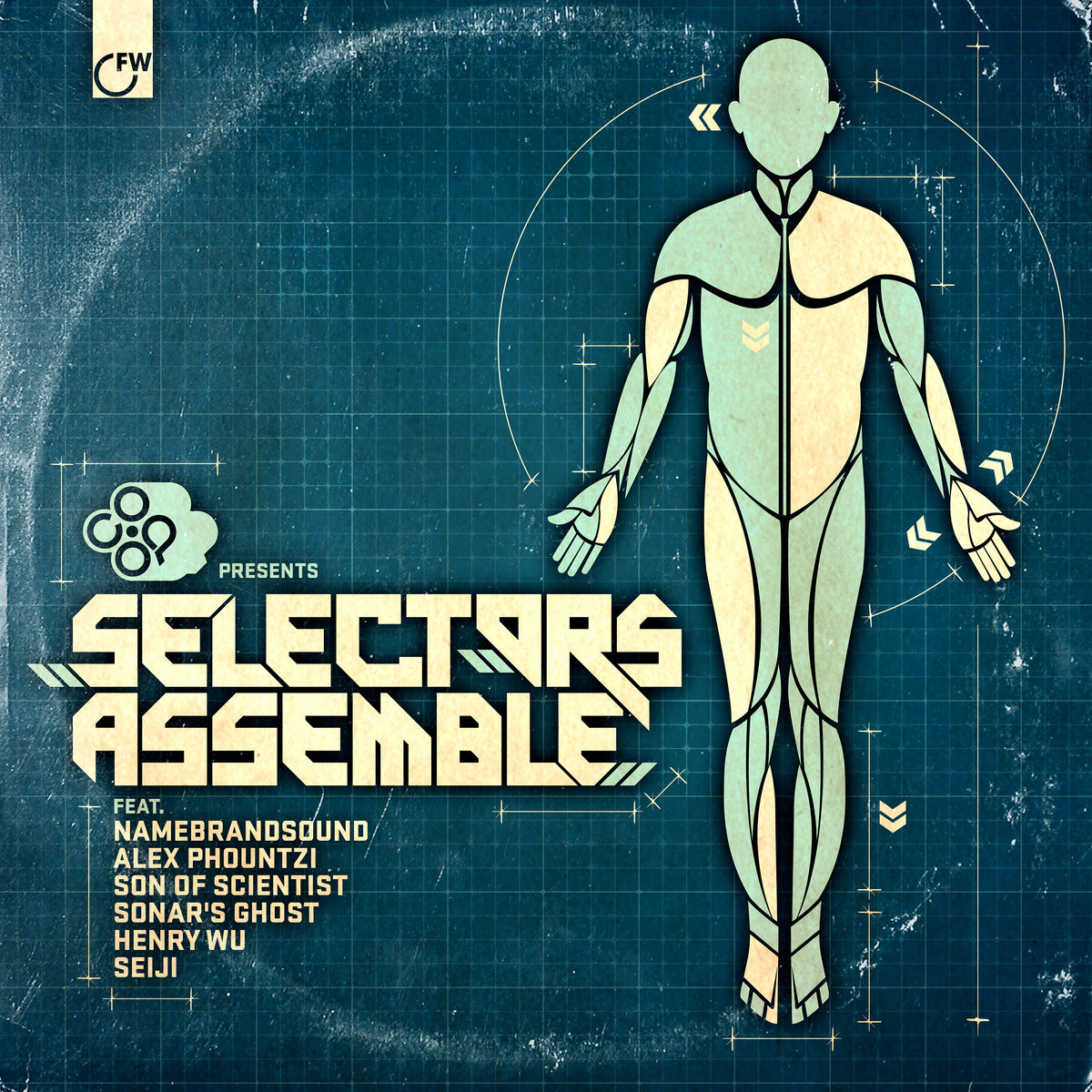 Various Artists - CoOp Presents : Selectors Assemble (First Word)