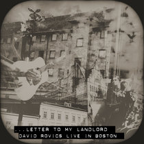 Letter to My Landlord cover art