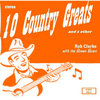 10 Country Greats and 1 Other Cover Art