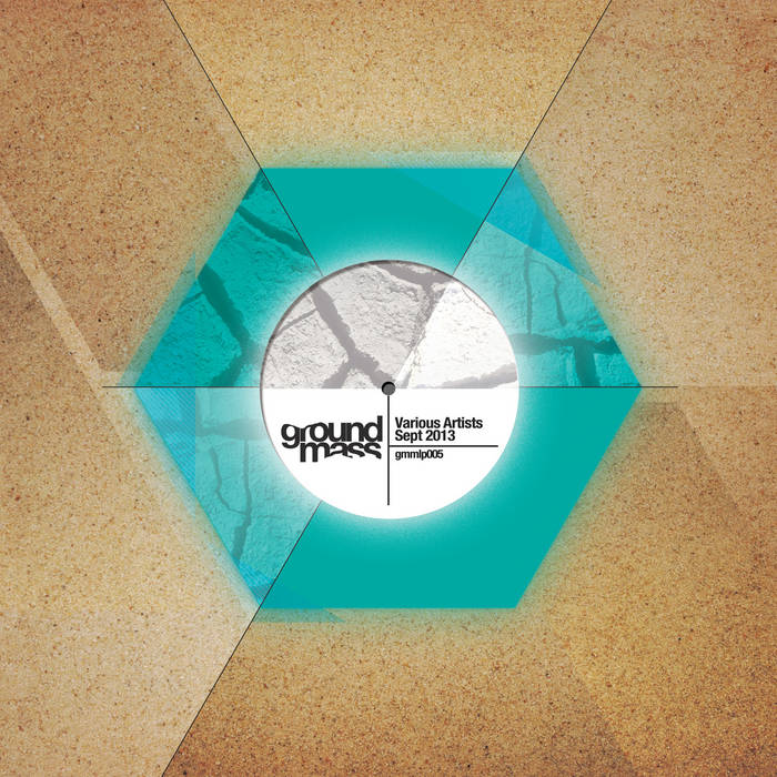 Ground Mass - Sept 2013 Compilation cover art