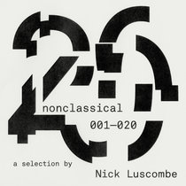 Nonclassical 001-020 cover art