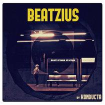 beat tape - BEATZIUS : HIP HOP INSTRUMENTALS cover art