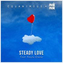 Steady Love  ft. Kayla Diana cover art
